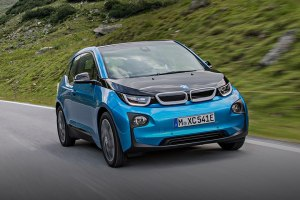 BMW i3 Feature