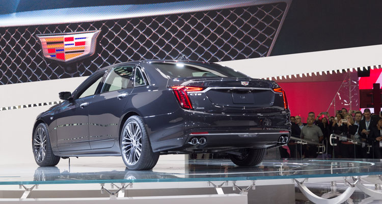 Cadillac CT6 VSport