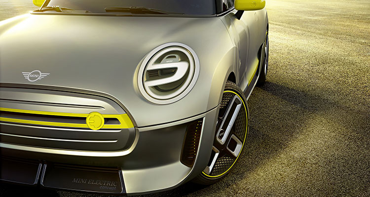 Electric Mini Front Light