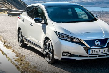 Nissan Leaf 2018 front 1 feature