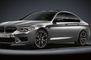 BMW M5 Competition feature