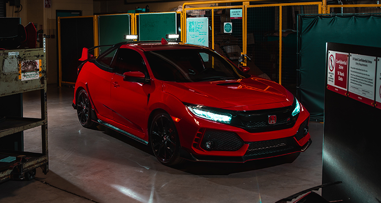 Civic Type R Pickup Truck concept 3