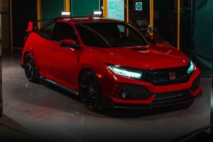 Civic Type R Pickup Truck concept feature