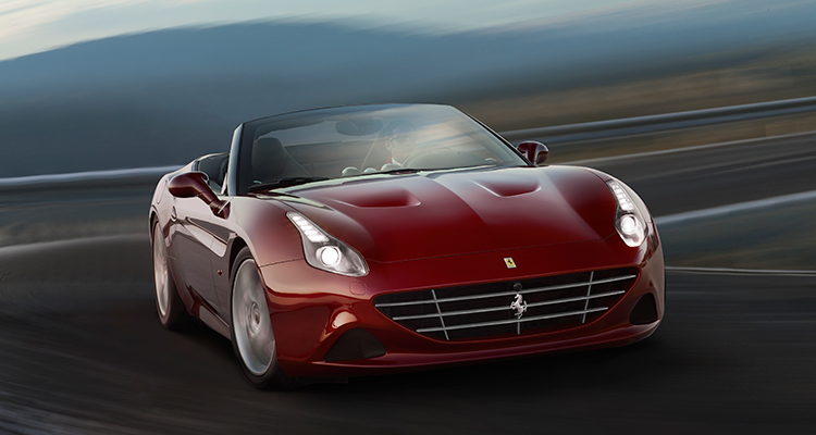 Ferrari's California T