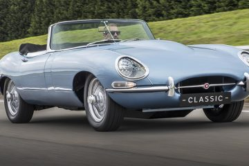 Jaguar E-Type Concept Zero feature