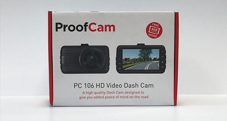 ProofCam PC 106 packaging 3