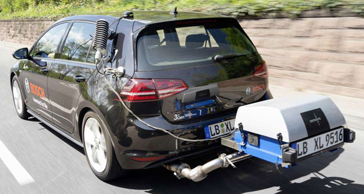 bosch nox gases reduction ww golf rear