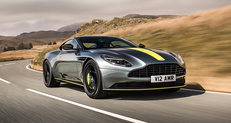 AMR Signature Edition - DB11 AMR Motor-Vision