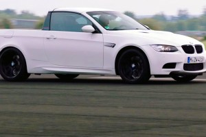 BMW M3 Pickup FEATURE