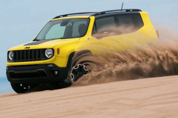 FEATURE Jeep Renegade 2018