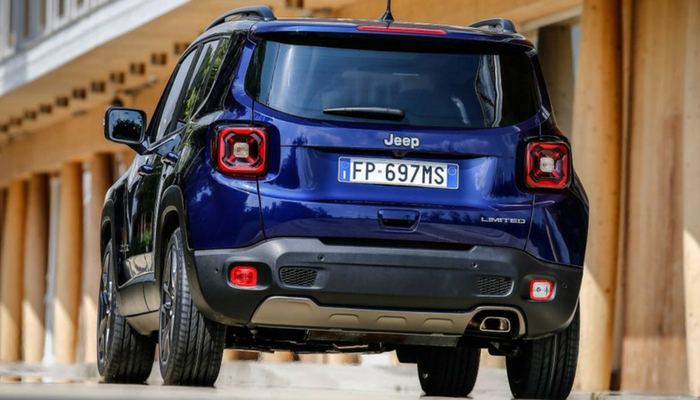 New Jeep Renegade 2