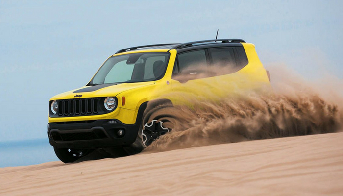 New Jeep Renegade 4