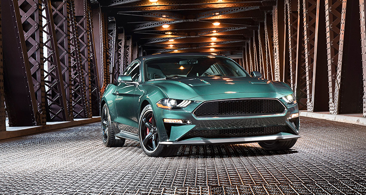 700bhp Eagle Squadron Ford Mustang Latest News Motor