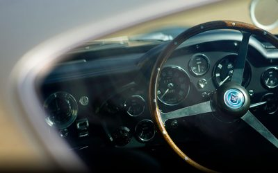 Aston Martin DB5 feature