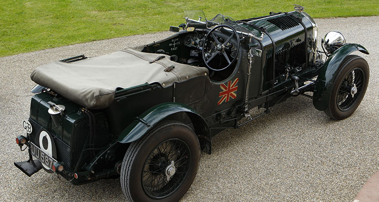 Bentley Blower 4