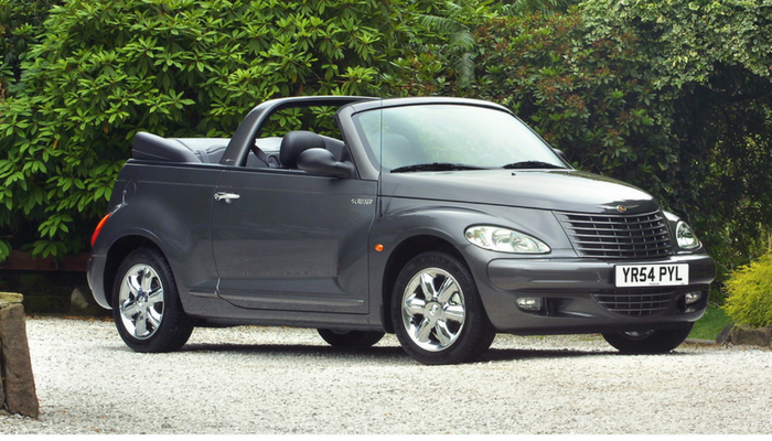 Chrysler PT Cruiser Convertible 1