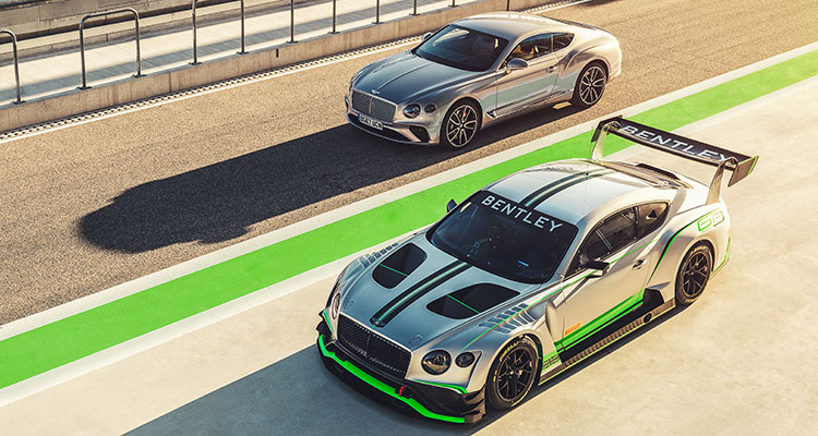 Continental GT and GT3 1