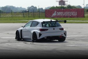 Cupra tests new e-Racer feature
