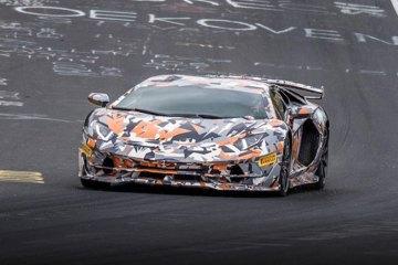 Lamborghini Aventador SVJ Breaks Nurburgring Lap Record feature