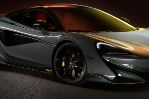McLaren 600LT Chicane Grey feature
