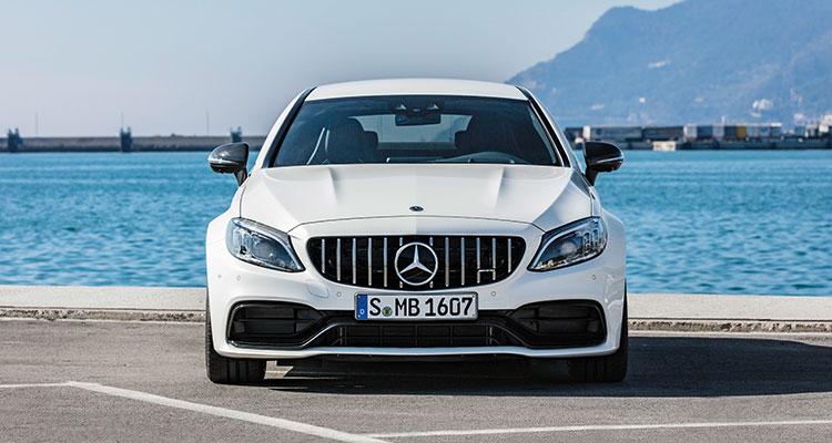 Mercedes-AMG C 63 3
