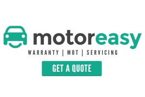 MotorEasy Car Van Warranty MOT Servicing