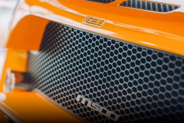 Noble M500 Supecar rear feature