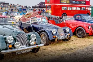 Silverstone Classic 2018 feature