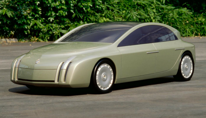 The Ugliest Concept Cars To Date 14