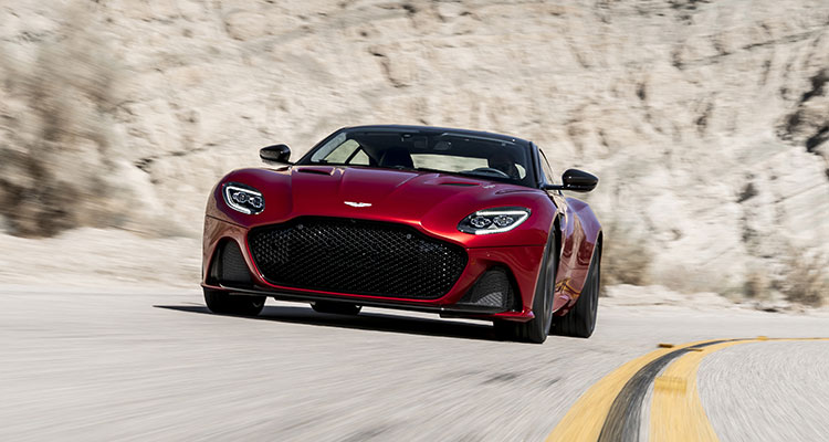 Aston Martin DBS Superleggera 2018 reviews 3