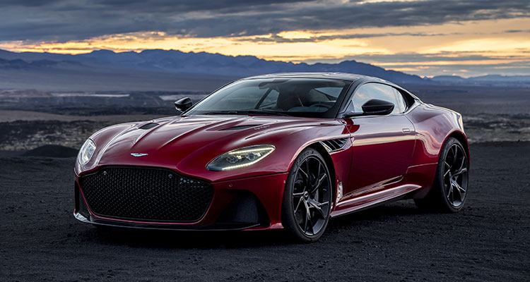 Aston Martin DBS Superleggera 2018 reviews 4