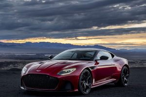 Aston Martin DBS Superleggera 2018 reviews feature