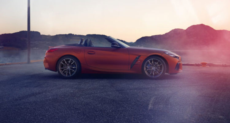 New BMW Z4 Leaked 1