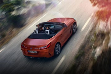 New BMW Z4 Leaked feature