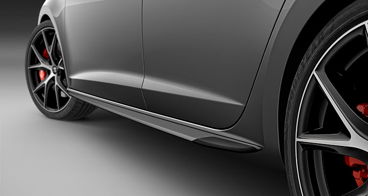 SEAT Leon ST Cupra Carbon Edition 5