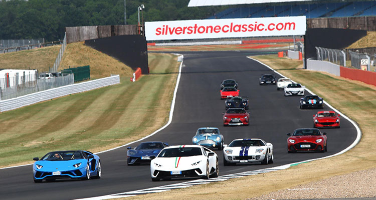 Silverstone Classic 2018 Recap - The Best Bits 6
