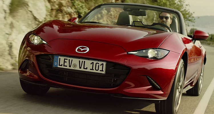 Updated 2019 Mazda MX-5