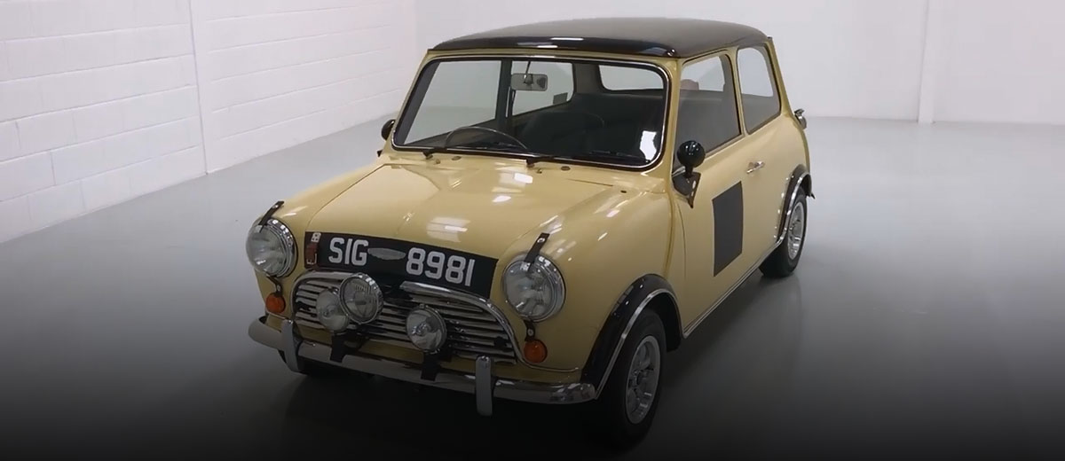 Austin Mini Review video feature