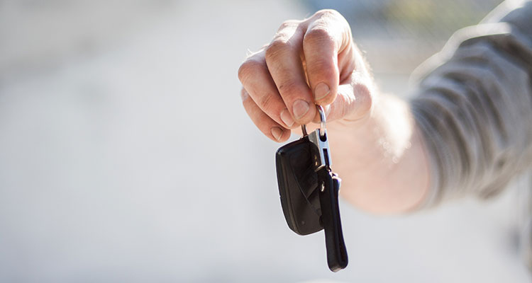 Car keys - buying car 2