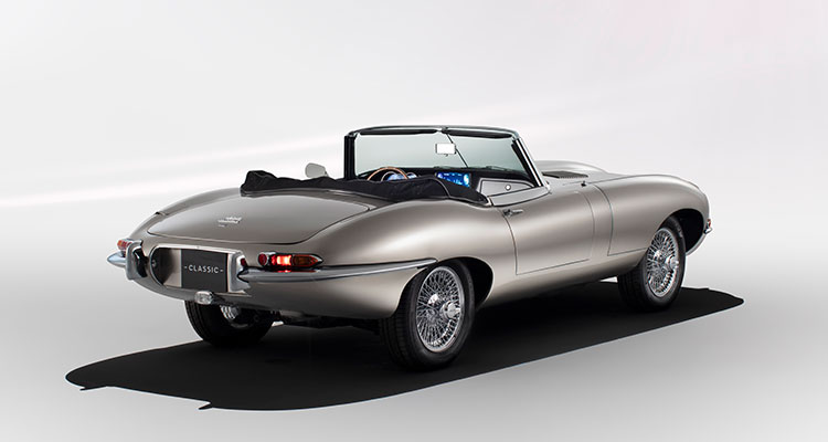 Jaguar E-Type EV 2