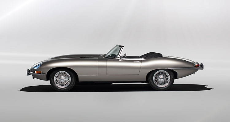 Jaguar E-Type EV 3