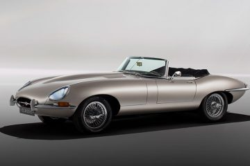 Jaguar E-Type EV feature