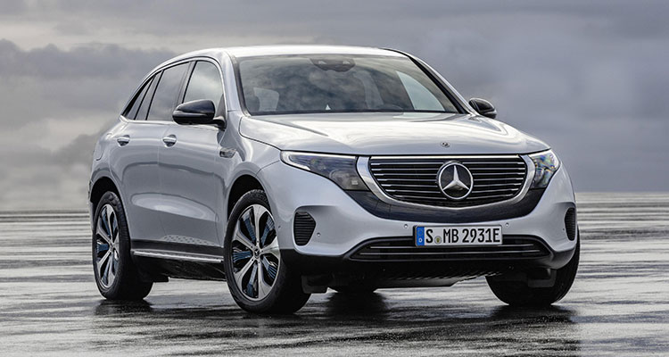 Mercedes EQC Better Than Tesla's Model X 5