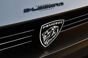 Peugeot e-Legend Concept feature