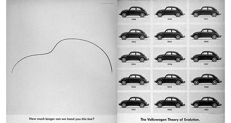 The Crazy VW Ads Of The 60s 5