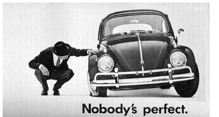 The Crazy VW Ads Of The 60s 7