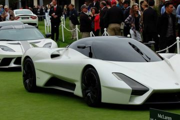 SSC Tuatara front view