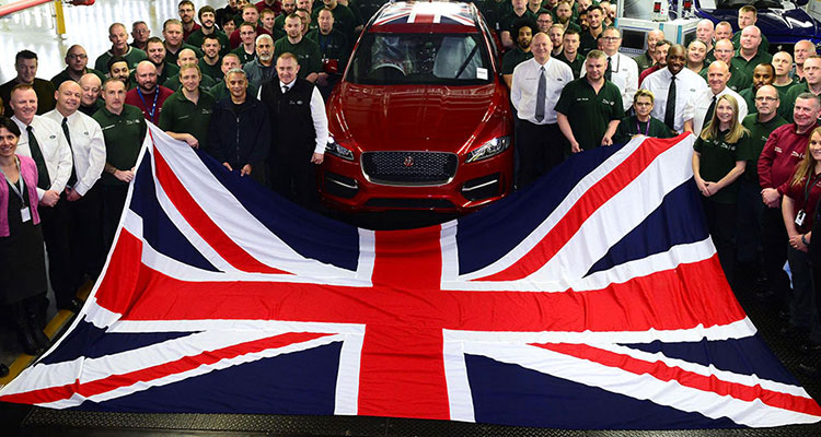 jag land rover flag article