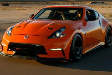 400bhp Nissan 370z feature