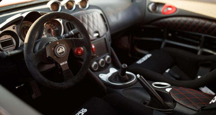 One off 400bhp Nissan 370z   Latest News   Motor-Vision co uk